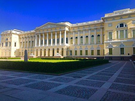 Russia, Peter, St Petersburg Russia, Russian Museum
