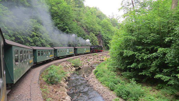 White Eritztal Railway, Train, Steam Locomotive