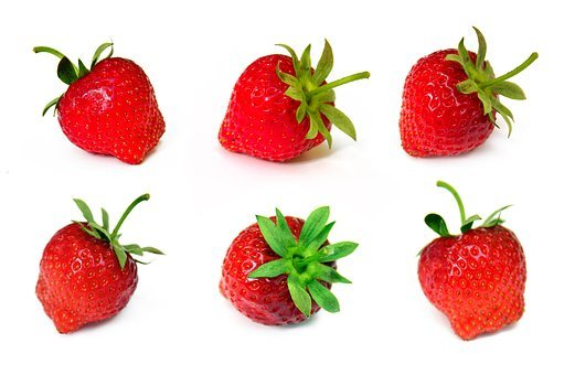 Strawberry, Red, Fruit, Ripe Fruit, Healthy, Fine, Food