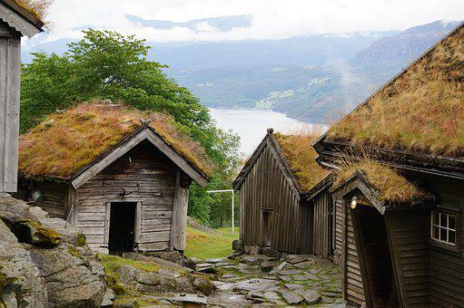 It, Suldal, Norway, The Nature Of The, Views