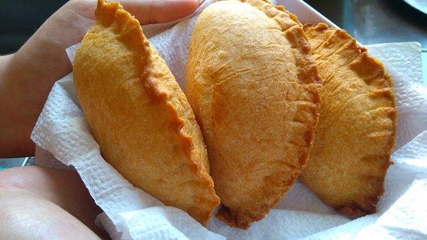 Empanadas, Food, Colombian Food, Traditional, Meat
