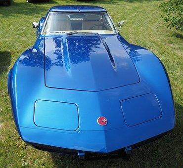 Automobile, Transport, Chevy, Retro, Chevrolet