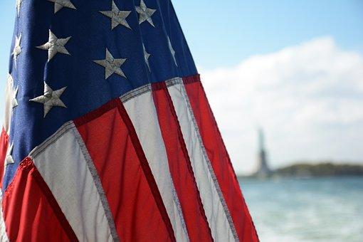 Flag, Usa, America, Usa Flag, Patriotic, American Flag