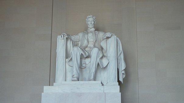 Lincoln Monument, Washington Dc, Washington, Memorial