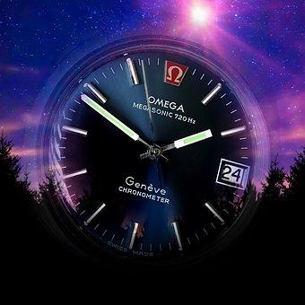 Aurora, Winter Time, Daylight Saving Time, Timer, Watch