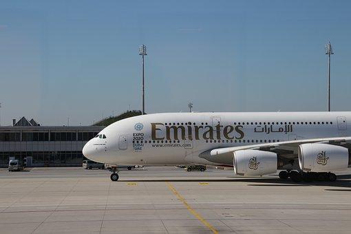 Aircraft, Passenger Aircraft, A380, Air Traffic, Flyer