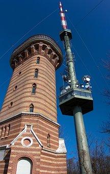 Vienna, Kalenberg, Astronomical Observatory, Radio Mast