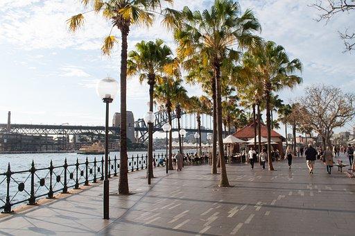 Sydney, Ocean, Australia, Water, Sea, Travel, Tourism