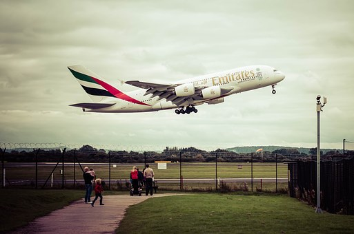 Airbus, A380, Airplane, Aviation, Plane, Aircraft, Jet