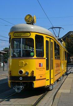 Tram, Vienna, Ring Line, Traffic, Tourism, Austria, Bim