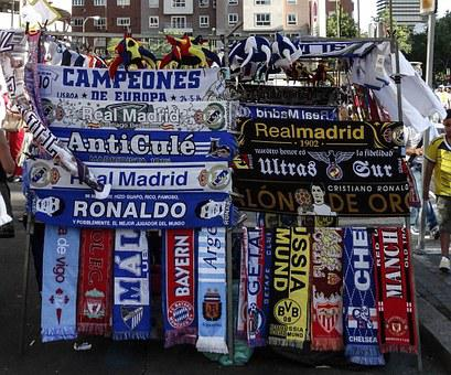 Shop, Fan, Bufadas, Madrid, Bernabeu, Real Madrid
