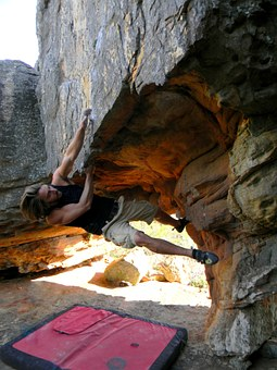 Climb, Sport, Leisure, Climbing Wall, Fun, Play