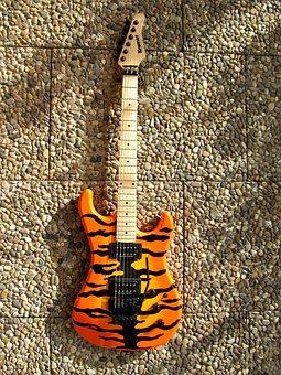 Guitar, Music, Instrument, Electric Guitar