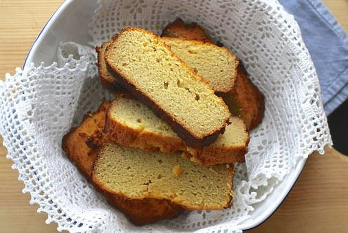 Bread, Gluten Free, Homemade, Coconut Flour, Healthy