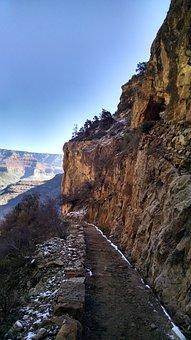 Grand Canyon South Rim, Grand Canyon Trail South Rim