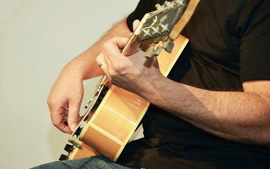Play Guitar, Guitar, Music, Instrument