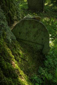 Cemetery, Jewish, Jewish Cemetery, Grave Stones, Graves