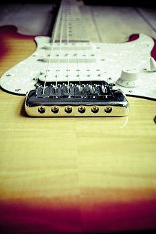 Guitar, Music, Musical Instrument, Concert, Strings