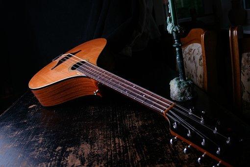 Guitar, Music, Instrument, Musical Instrument