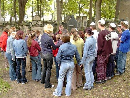 Jewish Cemetery, Dresden, Neustadt, Leadership