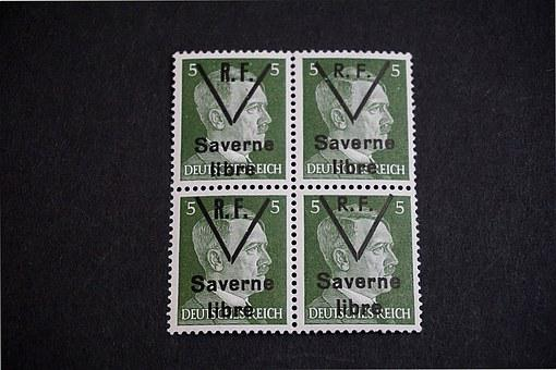 Philately, Stamps, Historic Character, History, War
