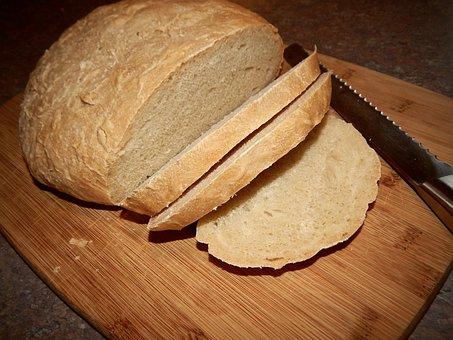 Italian, Sourdough Bread, Round, Stirato, Brown