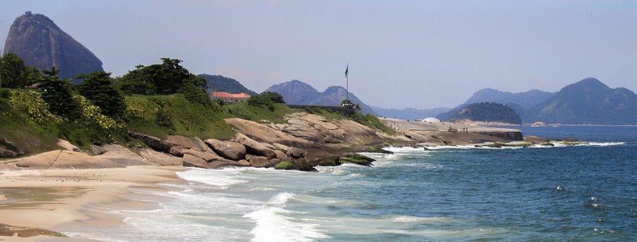 Sea, Beach, Rio De Janeiro, Sand, Ocean, Sandy Beach