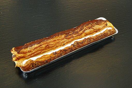 Viennese Seaweed, Bread, Cake, Sweet, Food, Baked