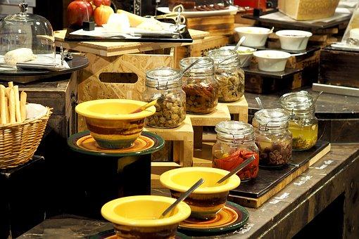 Top Camping, Cheese, Side Dish, Pickles, Saba Cheese