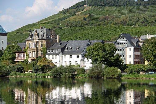 Germany, Traben, Trarbach, Traben-trarbach, Moselle