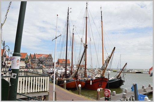 Holland, Netherlands, Urk, Volendam, Enkhuizen, Horn