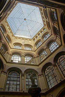 Vienna, Places Of Interest, Architecture, Dome Light