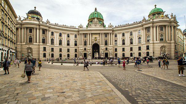 Vienna, Hofburg Imperial Palace, Michaelertrakt