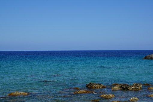 Ibiza, Sea, Water, Spain, Balearic Islands, Island