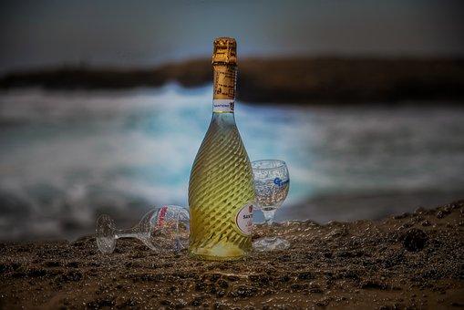 Sea, Wine, Life Goes On