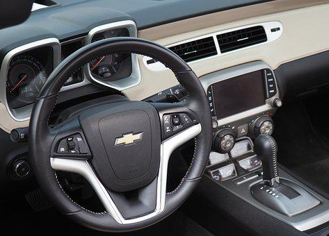 Automobile, Transport, Design, The Interior Of The