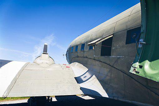 C-47, Snafu, D-day, Normandy, Dc-3, Plane, Historical