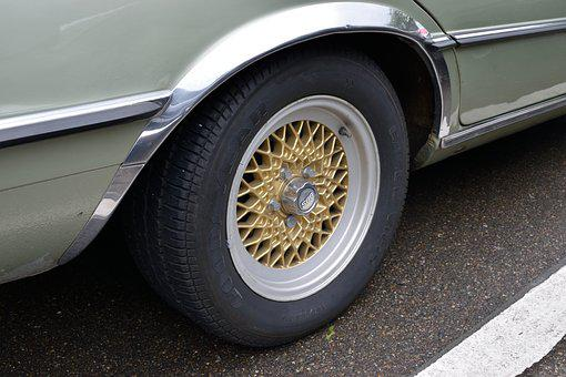Car, Wheel, Green