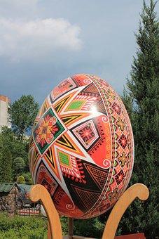 Easter Egg, Religion, Tradition, Christ Is Risen