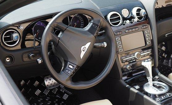 Automobile, Transport, Cockpit, Design