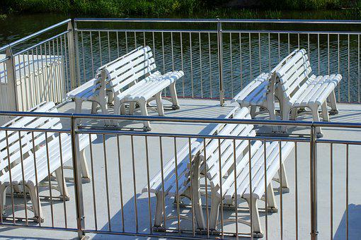 Benches, Ship, Cruise, Deck, Cruise Ship, Tourism, Rest