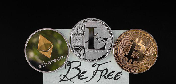 Cryptocurrency, Financial Concept, Concept, Freedom