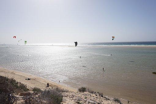 Fuerteventura, Holiday, Canary Islands, Beach, Sea