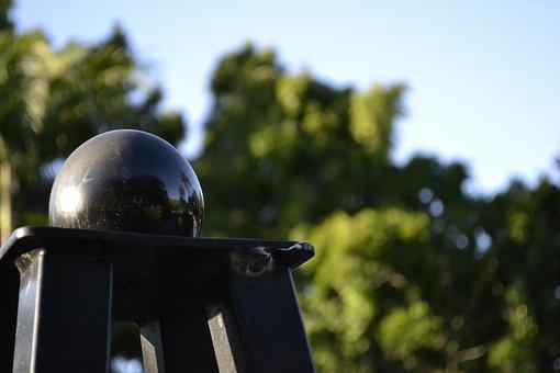 Reflection, Sphere, Ball, Glossy, Globe, Orb