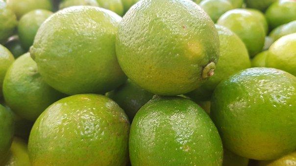 Fruit, Lemon, Green, Juice, Health, Healthy