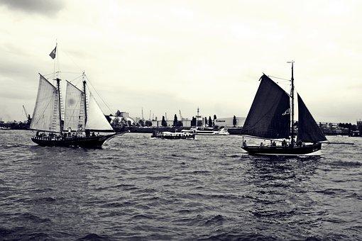 Sailing Ships, Hamburg, Hafengeburtstag