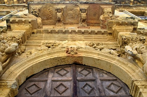 Goal, Door, Old Door, House Entrance, Wood, Input