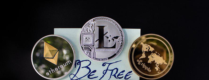 Freedom, Cryptocurrency, Blockchain, Finance, Money