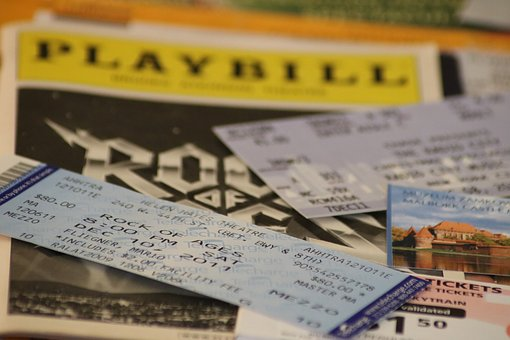 Tickets, Ticket, Playbill, Admission, Event
