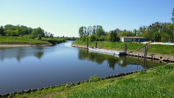 Toruń, Poland, Nature, Bydgoska Law Firm, Lake, Pond